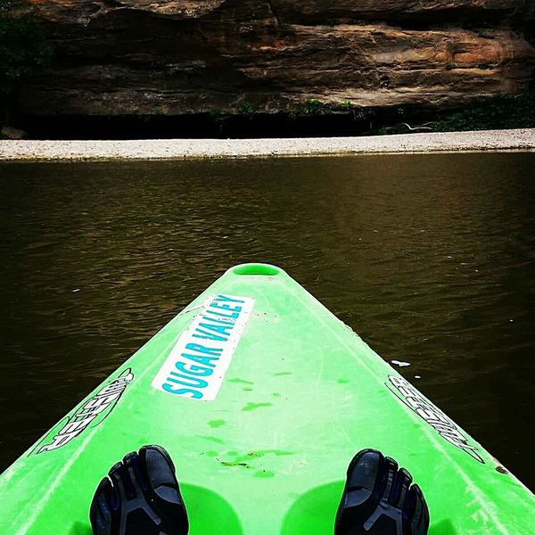 Kayak trip in Indiana a few years ago. Kayaking In Nature KayakLife River View EyeEm Nature Lover Eyem Gallery Goodtimes✌