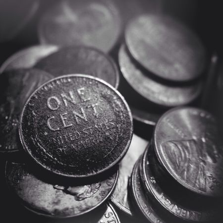 Penny for your thoughts. Blackandwhite Black & White Black And White Monochrome