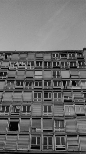 Close to eachother in appartements Façade Business Finance And Industry Architecture Built Structure Building - Activity Building Exterior Skyscraper Outdoors No People City Day Sky The Great Outdoors - 2017 EyeEm Awards Architecture