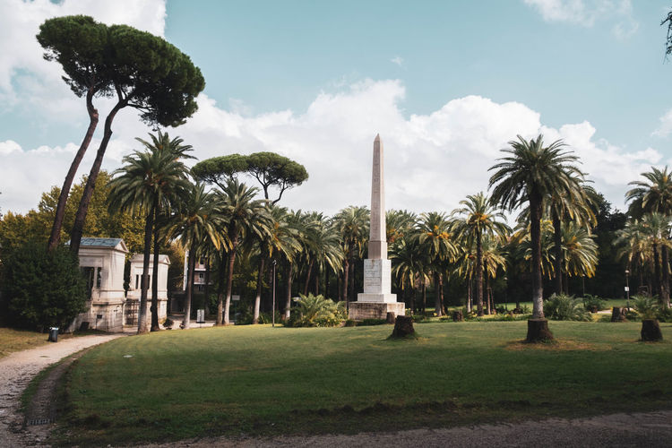 Villa Torlonia Palm Tree Architecture History Travel Destinations Architectural Column The Past Travel Outdoors Ancient Civilization Memorial Treelined No People Day Tropical Climate Eyeem Travel EyeEm Travel Photography EyeEm Gallery EyeEm Team EyeEm Best Shots Eye Em Around The World