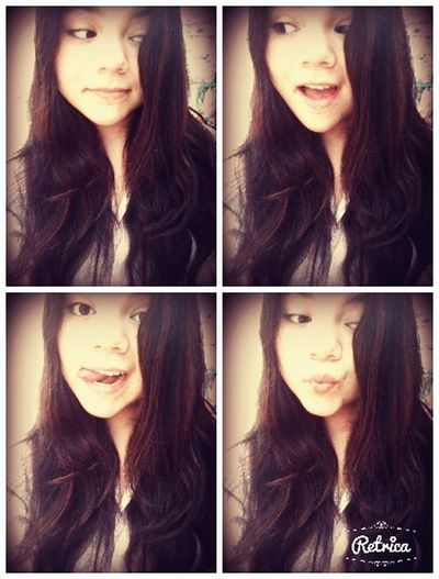 selfie. ♥ Relaxing Taking Photos Hi! Rainy Days