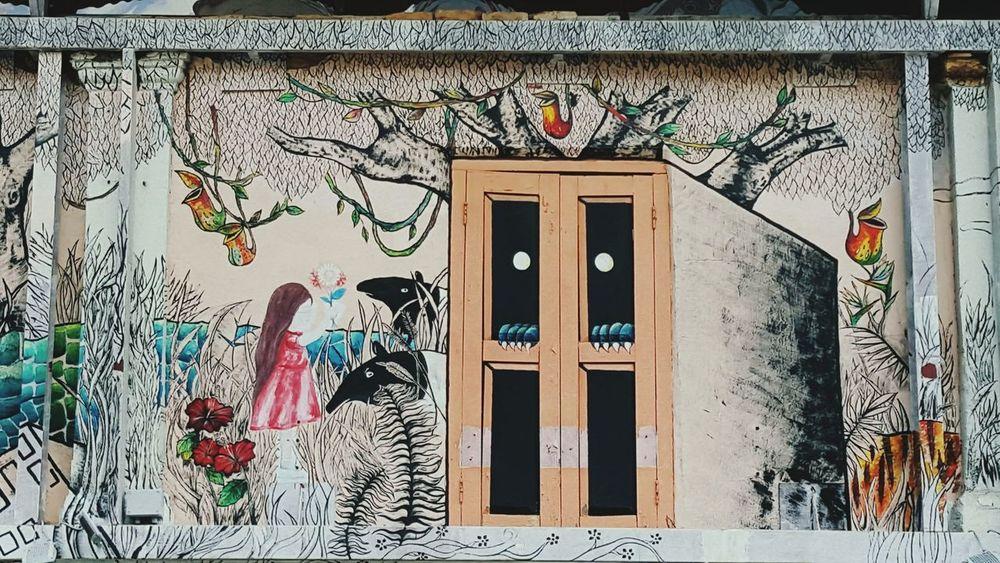 Window of a hipster cafe Restored shop house in Johor Bahru Pastel Power Urbanphotography Streetart Our Best Pics Urban Exploration Street Photography Walking Around The City  EyeEm Best Shots Showcase April The Architect - 2016 EyeEm Awards