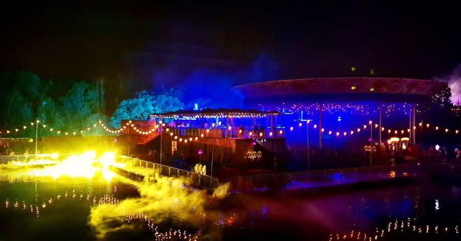 colourful nights Tomorrowland Nighttime Belgium Arts Culture And Entertainment Performance Sky Entertainment Music Concert Stage Light Music Festival Festival Goer Live Event Concert Event Stage - Performance Space