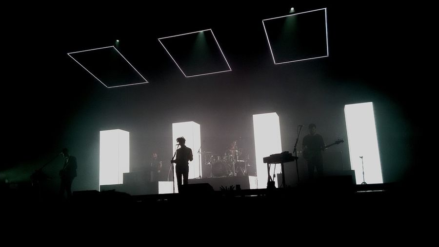 i think i'm falling for you People Silhouette Concert The1975 Prague Happiness Matty Healy Beauty Shadow Lights First Eyeem Photo Love Mood Czechgirl