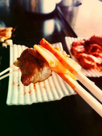 삼겹살 Food Photography