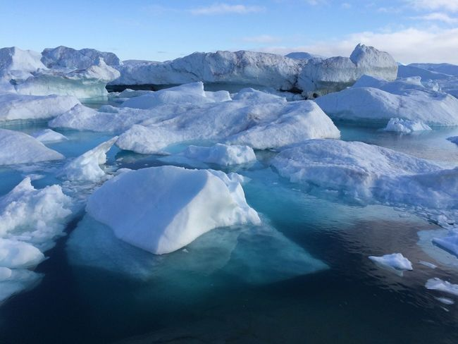 Amazing View Icefjord Cold Temperature Beauty In Nature Frozen Glacier Iceberg Nature Scenics Outdoors Water Day Snow Sky Sermermiut Greenland Winter Ocean Ilulissat