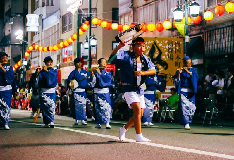 // Awaodori // this is the last from the series of Awaodori festival hope you guys enjoyed it! EyeEm Check This Out EyeEm Best Shots Collected Community City Festival Dance Japan The Traveler - 2015 EyeEm Awards The Great Outdoors - 2015 EyeEm Awards