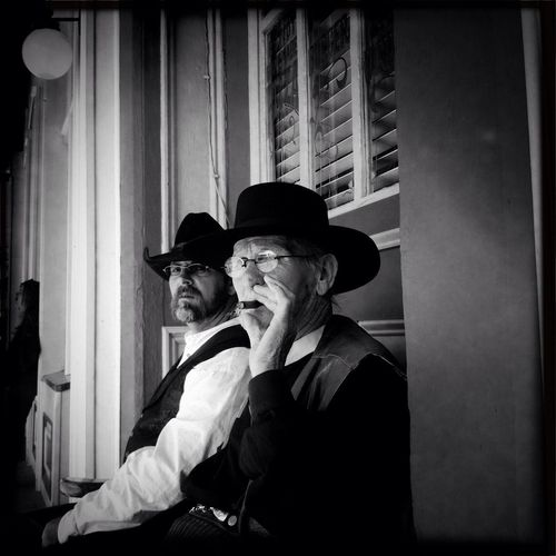 In the Land of Montezuma. A street scene from Tombstone, AZ USA. For more on this series check out www.wearejuxt.com