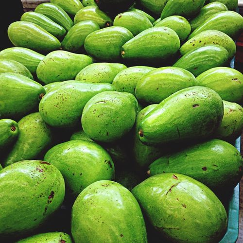 The World Needs More Green Fruits