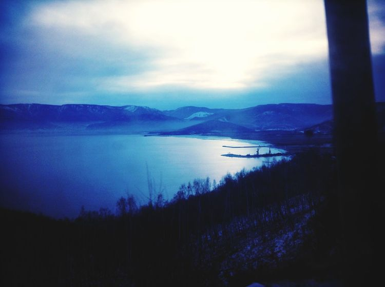 Hello World Enjoying Life Lake Baikal Nature Beauty In Nature Beautiful Baikal.Russia.Siberia.my Motherland View From The Window... Winter