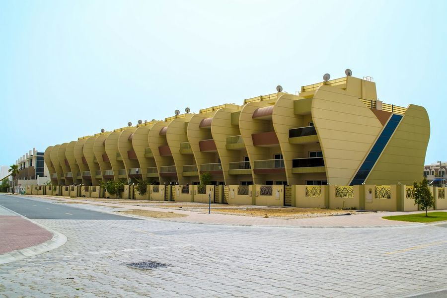 UAE Dubai Buildings