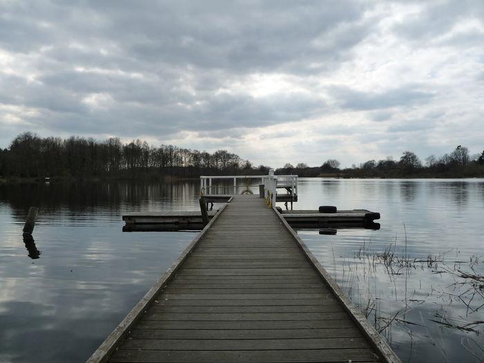 Einfeldersee, Neumünster , Schleswig-Holstein Beliebte Fotos Wasserspiegelung Nature_collection
