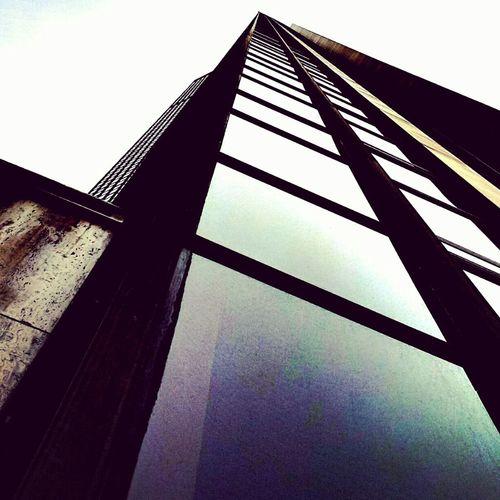 Architecture Paris Building Perspectives Tour Montparnasse