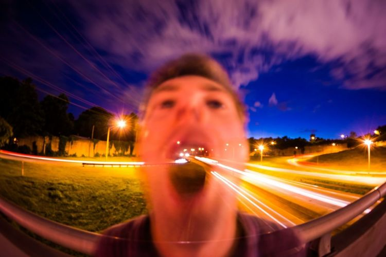During one of my long exposure shoots i got a little bored waiting for traffic to pic up. This is what we ended up doing instead. I thought this was hillarious... And no this is not an edit . Long Exposure Being Stupid Eye4photography  Taking Photos