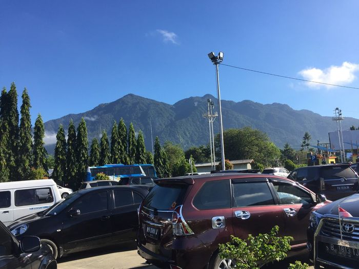 Cyclop mountain Sentani Sentaniairport Jayapura Papua Indonesia