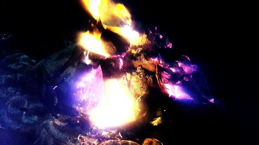 colourful gems in fire... Colourful Fire Camera Magic A Rare One Arts Culture And Entertainment Celebration Exploding Night Firework - Man Made Object Smoke - Physical Structure Event