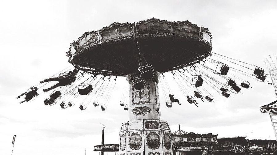 Amusement Park Ride EyeEmNewHere