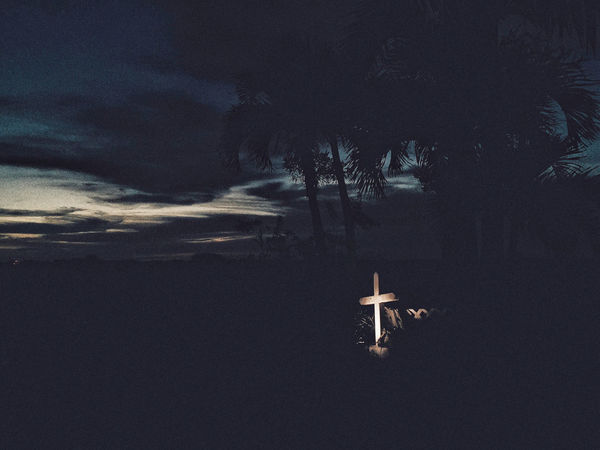 Somewhere in The Redlands Miami South Florida Brian Soko The Redlands Landscape Roadside Crosses