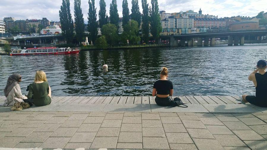 Stockholm Sun Water