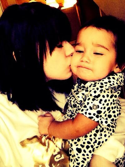 Mother & Daughter My L O V E ♥♥♥♥♡♡♡ Beautiful ♥