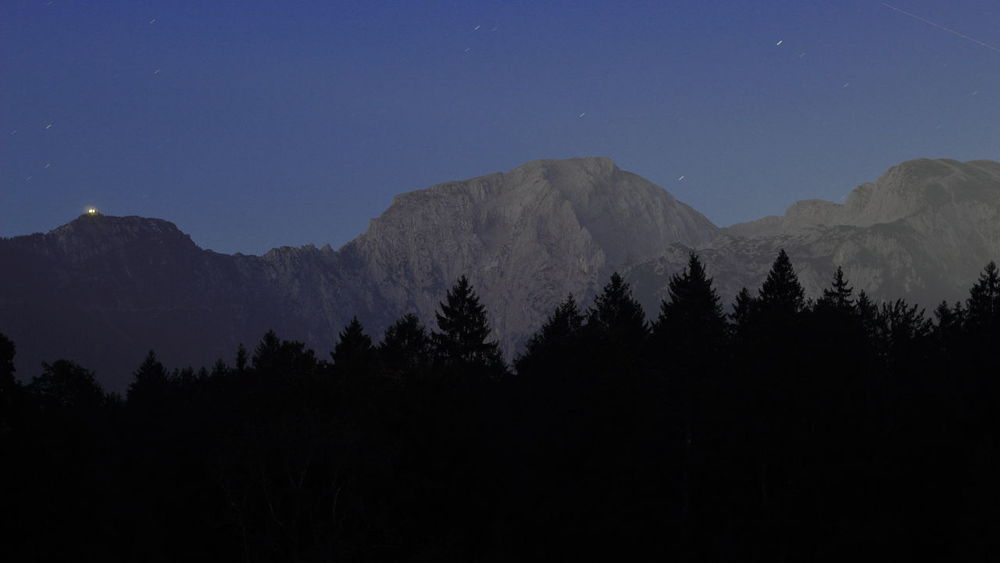 Jenner Kehlsteinhaus Kehlsteinhaus (Eagle's Nest) Kehlstein Mountain Mountain Chain Mountains