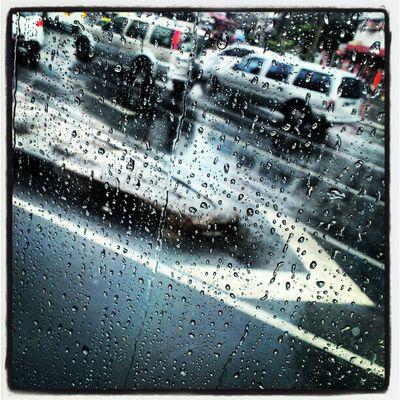 Rain..are raining