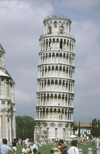 Leaning Tower of Pisa Architecture Building Building Exterior Built Structure City Culture Day Famous Place International Landmark Italy Leaning Tower Low Angle View Outdoors Pisa Tall Tall - High Tourist Attraction  Tower