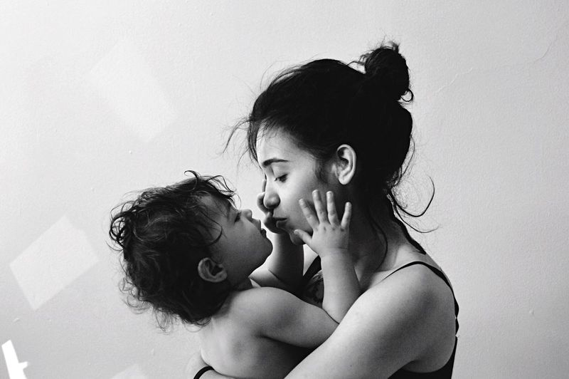 Mommy and daughter ❤️ Sisterandniece Cute Love Family Mommyanddaughter Moments Girls Mommylife Blackandwhite Life Kiss Beautiful Beauty Enjoying Life Kids Princess Children Lovely 2016 📷 Fresh on Market May 2016 Fresh on Market 2016 Women Around The World