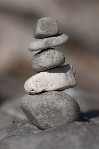 Fortune Hapiness Pile Of Stones Stone Staple