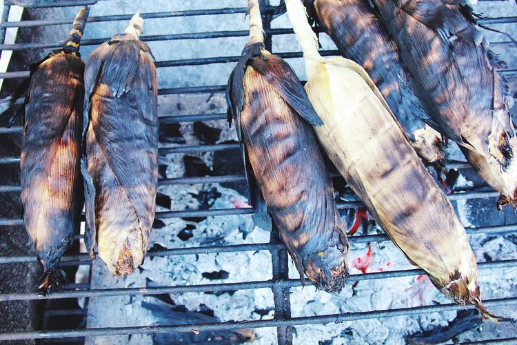 Roasted corn Corn Roasted Roasted Corn Food And Drink Food Fish Healthy Eating Freshness