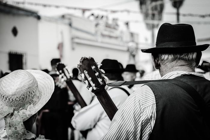 Music Arts Culture And Entertainment 50mm 1.8 Tenerife España Day 50mm Traditional Festival Traditional Clothing Musical Instrument Traditional Culture Tradiciones Personal Perspective The Week On EyeEm Mix Yourself A Good Time