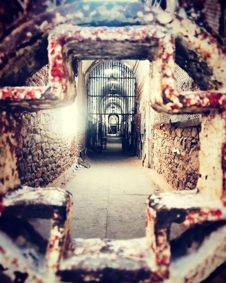 Philly Eastern State Penitentiary History Cellblock First Eyeem Photo EyeEmNewHere The Week On EyeEm