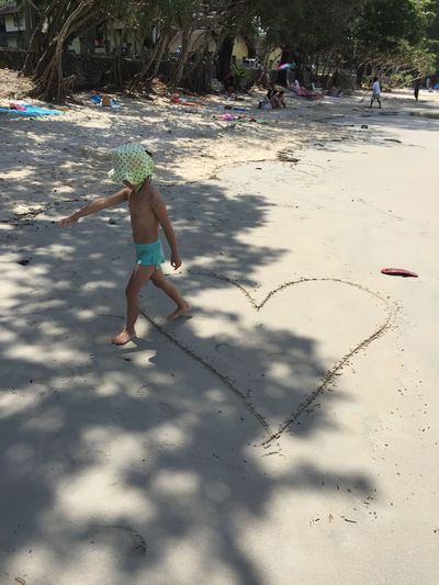 Phuket Thailand Katabeach  Karonbeach はーと プーケット カタビーチ カロンビーチ