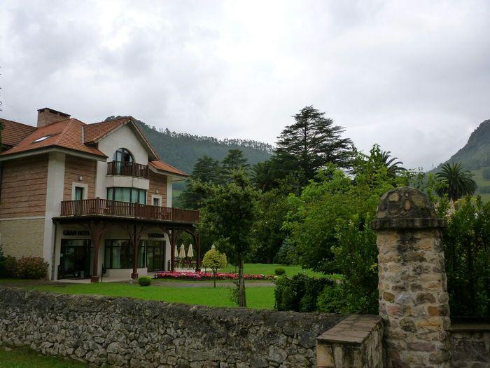 El Balneario de Puente Biesgo en Cantabria