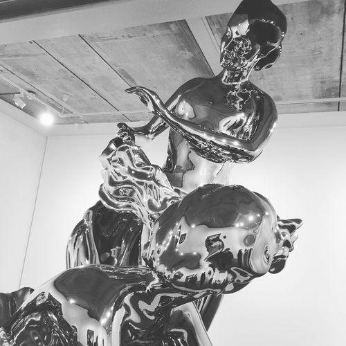 Jeff Koon Art Sculpture Gallery London Inspiraton