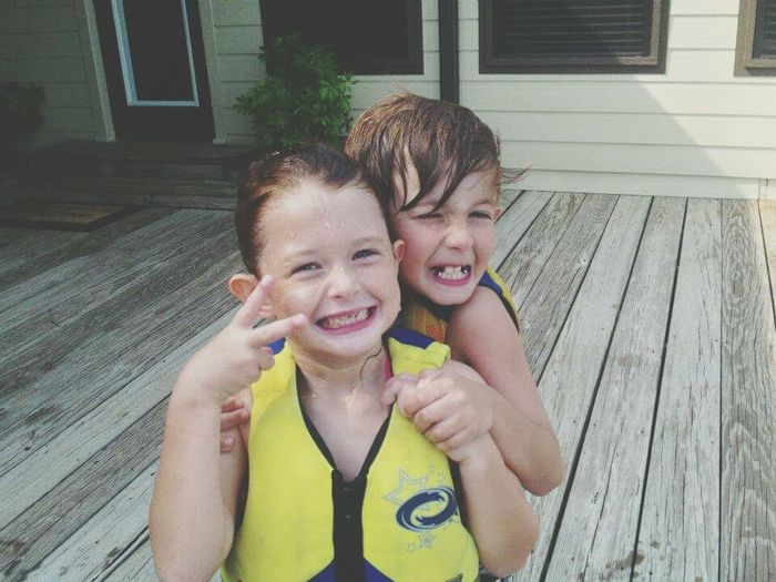 Lifestyle People Cheese! Children Faces Of EyeEm Hello World Summertime Water Babies Enjoying Life