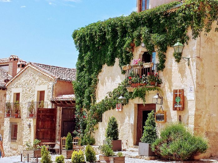 Architecture Building Exterior Built Structure House Pueblo Español Pueblo Medieval Rural Scene The Architect - 2017 EyeEm Awards