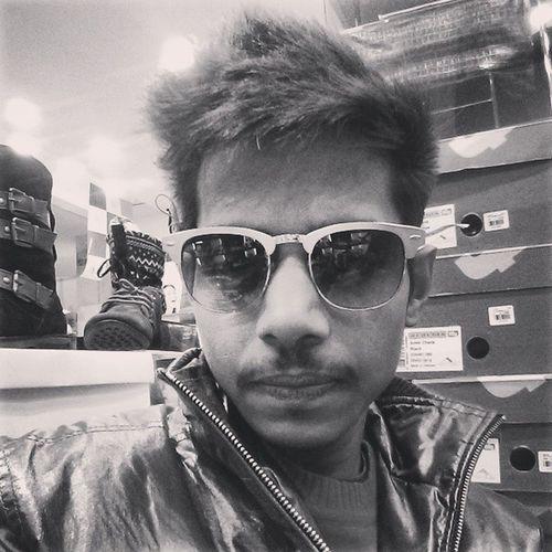 Selfie Clubmaster Khachak