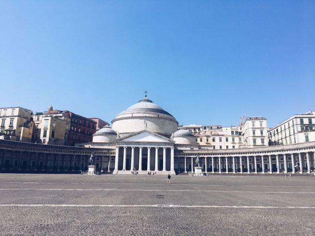 Architecture Napoli Sky
