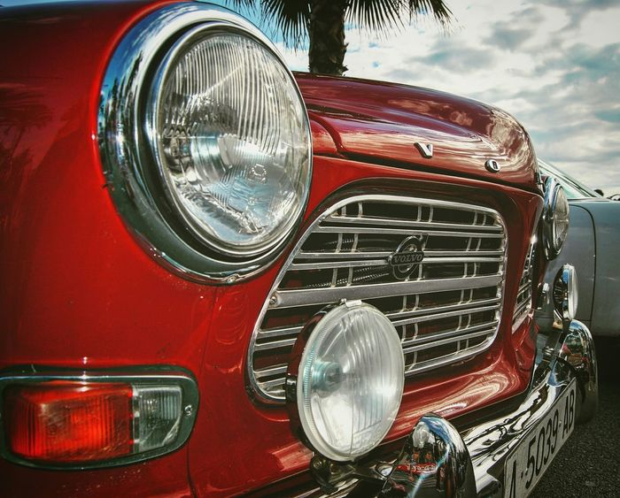 Volvocars Vintage Cars Story Red HotWheels Spain♥ Summer ☀ Rally Seafront Loveit❤ Style