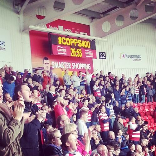 Come on coppinger Copps400 Drfc