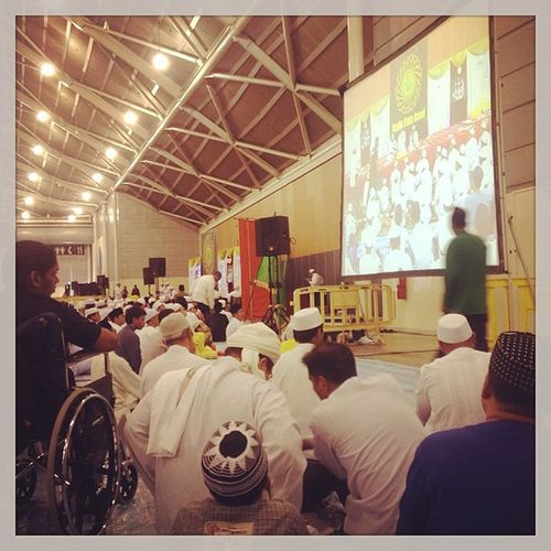 Alhamdulillah, Alfitwah is here.. Grandmawlid