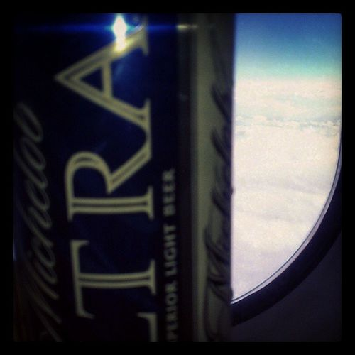 First class Ultra!!! Vacation Fla_bound Florida Beer flying happiness instagram instahub instagramers instagreat