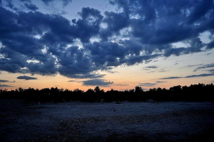 Landscape_photography Landscape Sky Sky And Clouds Beach Beach Photography Lights At Dusk Duskporn