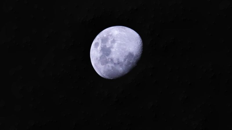 Lunar beauty Space Astronomy Sky Night Moon Scenics - Nature Beauty In Nature Planetary Moon Nature Full Moon Moon Surface Space Exploration Tranquility Circle Majestic Geometric Shape Tranquil Scene