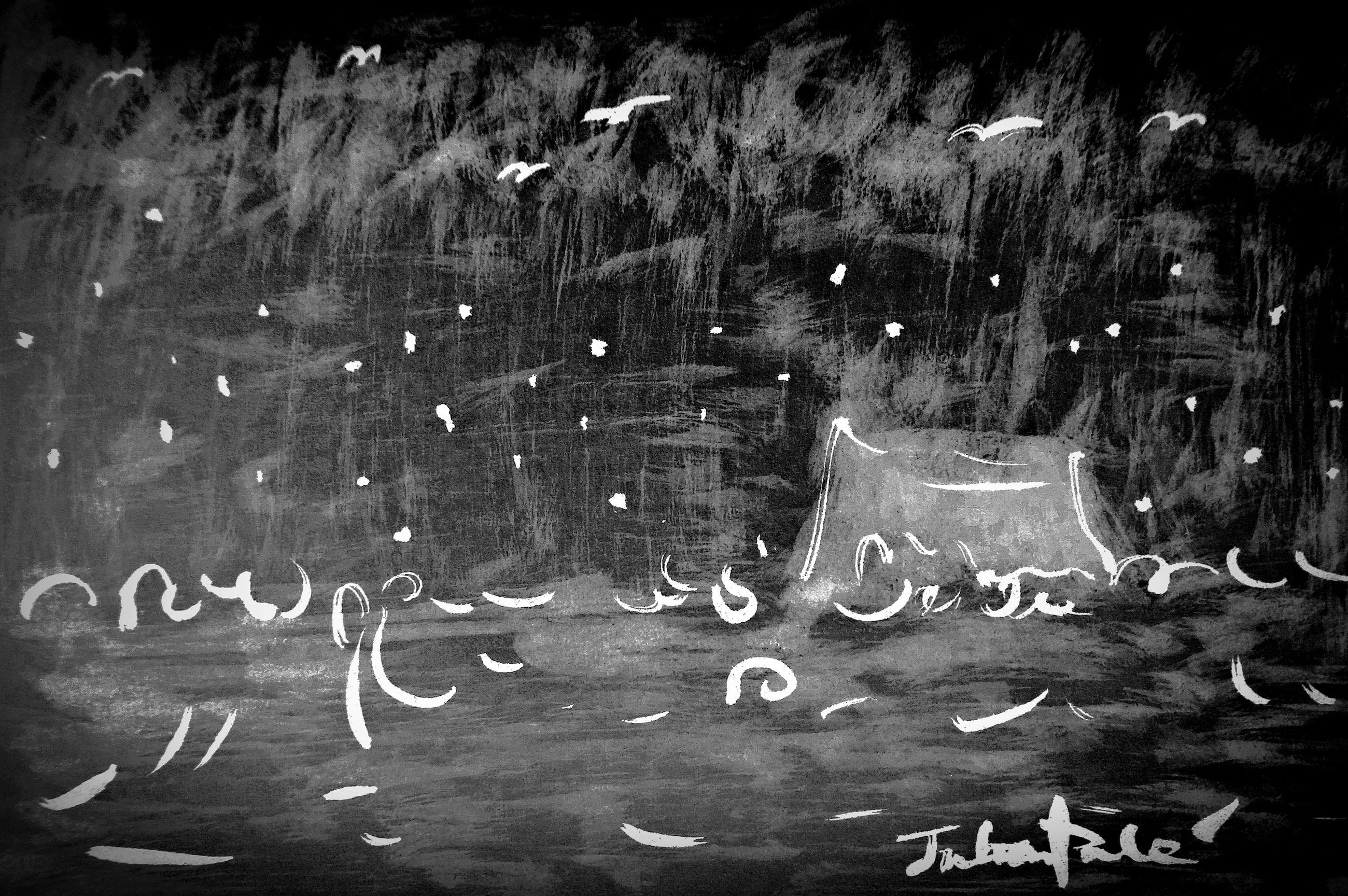 text, western script, communication, night, transparent, handwriting, glass - material, no people, graffiti, emotion, illuminated, art and craft, window, creativity, architecture, message, indoors, positive emotion, motion, celebration