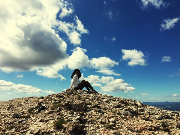 On the top!!! SPAIN Cloud - Sky Sky Gohigh Beauty In Nature