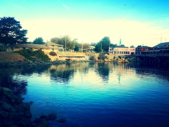Creative Light And Shadow Fisherman's Wharf Monterey Bay I Love My City EyeEm Nature Lover You Wish You Lived Here