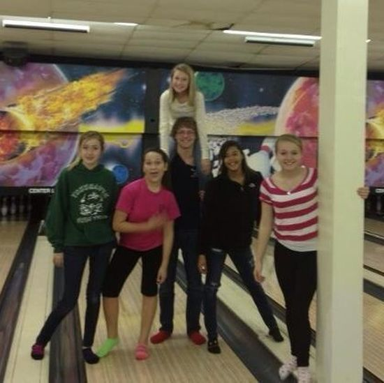 bowling group