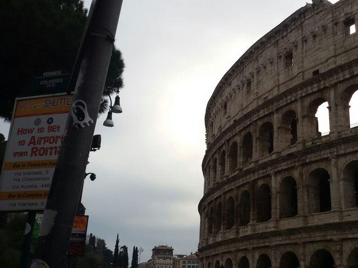 Rome's view